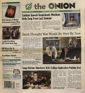 The Onion Vol. 39 Iss. 12 Magazine
