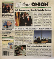 The Onion Vol. 39 Iss. 13 Magazine