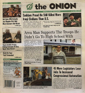 The Onion Vol. 39 Iss. 14 Magazine