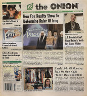 The Onion Vol. 39 Iss. 15 Magazine