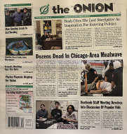 The Onion Vol. 39 Iss. 17 Magazine
