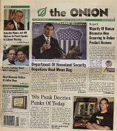 The Onion Vol. 39 Iss. 19 Magazine