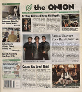 The Onion Vol. 39 Iss. 20 Magazine