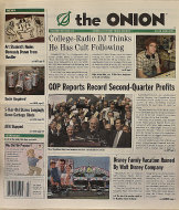 The Onion Vol. 39 Iss. 23 Magazine