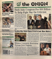 The Onion Vol. 39 Iss. 25 Magazine