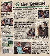 The Onion Vol. 39 Iss. 29 Magazine