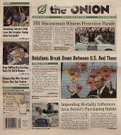The Onion Vol. 39 Iss. 35 Magazine