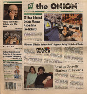 The Onion Vol. 39 Iss. 38 Magazine