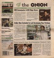 The Onion Vol. 39 Iss. 39 Magazine