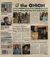 The Onion Vol. 39 Iss. 44 Magazine