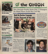 The Onion Vol. 39 Iss. 47 Magazine