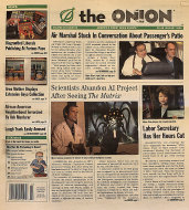 The Onion Vol. 40 Iss. 03 Magazine
