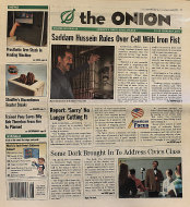 The Onion Vol. 40 Iss. 06 Magazine