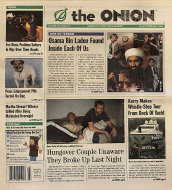 The Onion Vol. 40 Iss. 07 Magazine