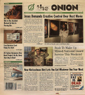 The Onion Vol. 40 Iss. 09 Magazine