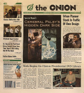The Onion Vol. 40 Iss. 10 Magazine