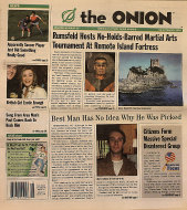 The Onion Vol. 40 Iss. 11 Magazine