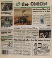 The Onion Vol. 40 Iss. 12 Magazine