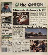 The Onion Vol. 40 Iss. 13 Magazine
