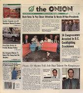 The Onion Vol. 40 Iss. 19 Magazine