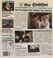 The Onion Vol. 40 Iss. 20 Magazine