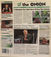 The Onion Vol. 40 Iss. 21 Magazine