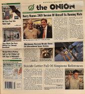 The Onion Vol. 40 Iss. 23 Magazine