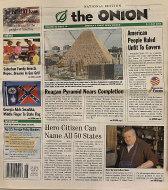 The Onion Vol. 40 Iss. 26 Magazine