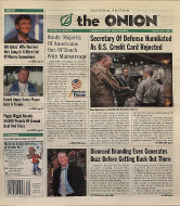 The Onion Vol. 40 Iss. 29 Magazine