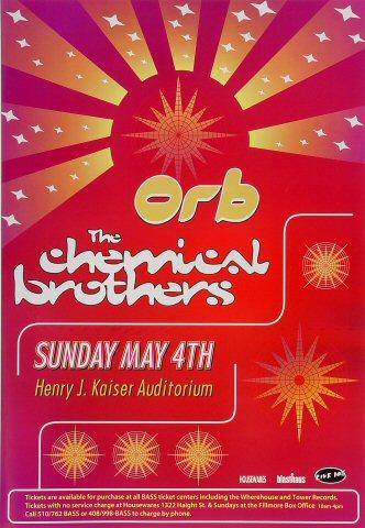 The Orb Poster