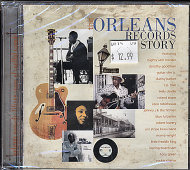 The Orleans Records Story CD