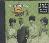 The Orlons CD