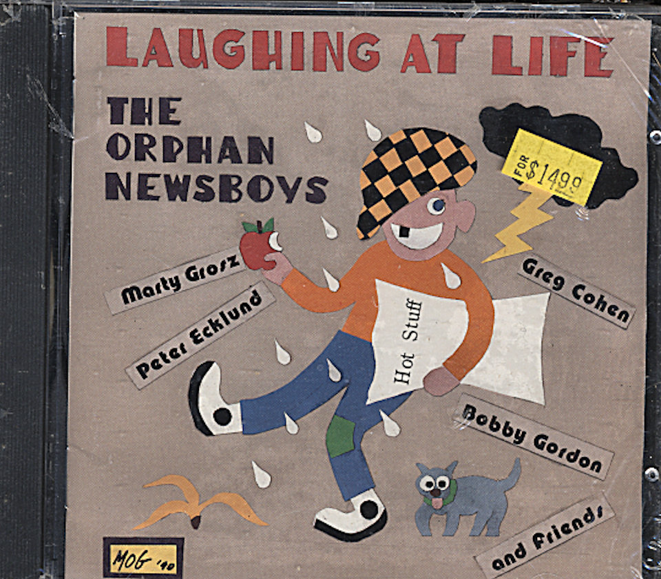 The Orphan Newsboys CD