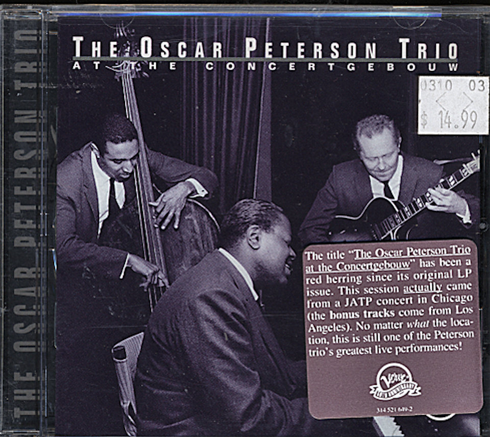 Bio 157 together with My Lost Recordings in addition Id208810713 together with 5334 Live At The Opera House And At The Shrine Auditorium also On the Town with the Oscar Peterson Trio. on oscar peterson concertgebouw