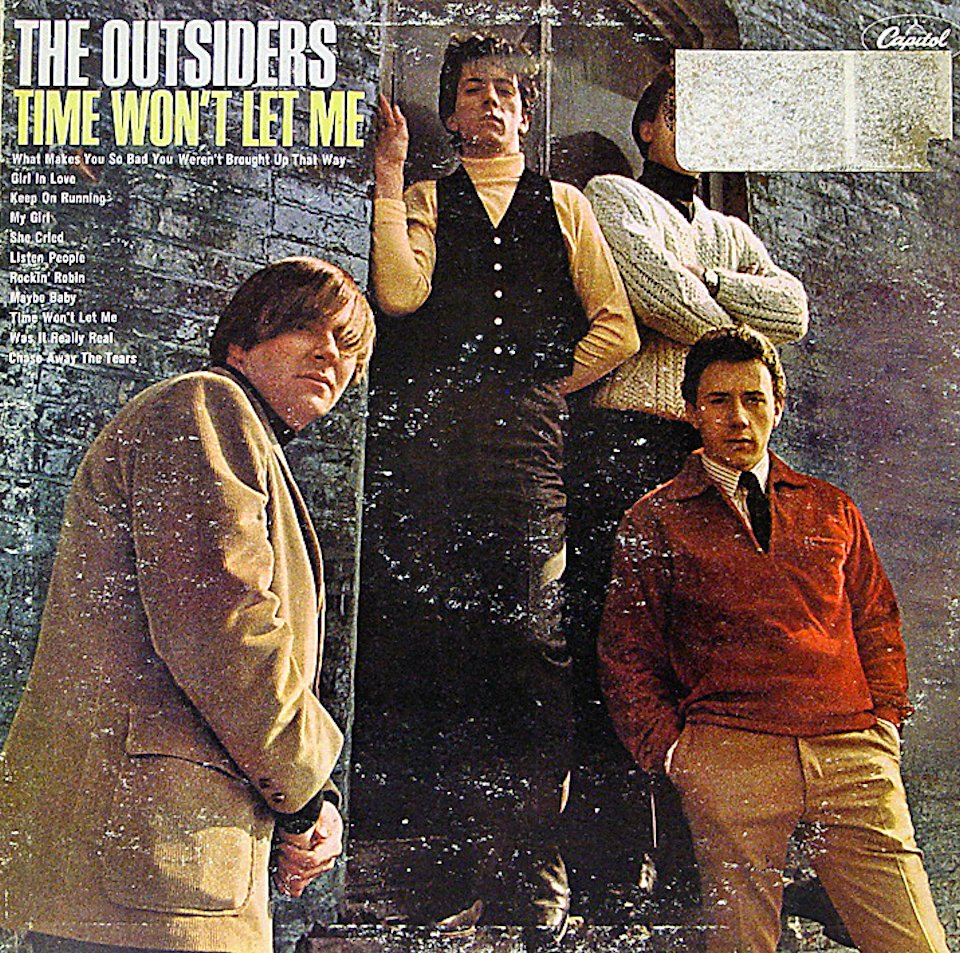 "The Outsiders Vinyl 12"" (Used)"