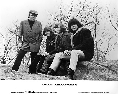 The Paupers Promo Print