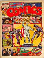 The Penguin Book of Comics Book