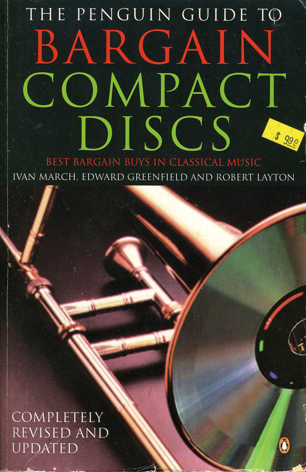 The Penguin Guide to Bargain Compact Discs