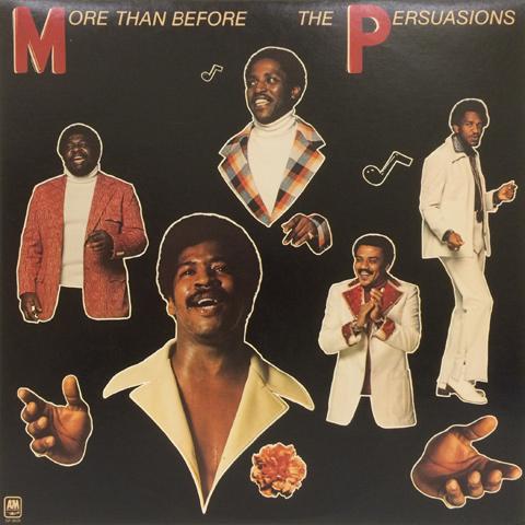"""The Persuasions Vinyl 12"""" (Used)"""