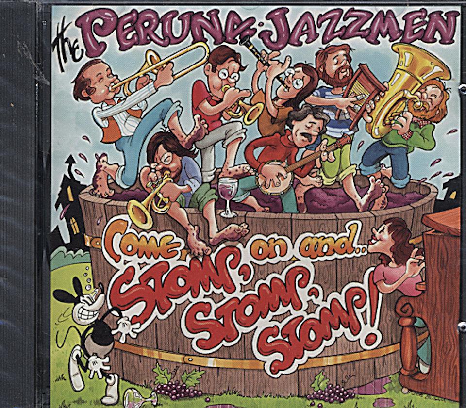 The Peruna Jazzmen CD