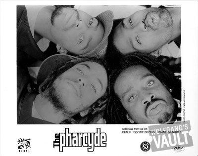 The Pharcyde Promo Print