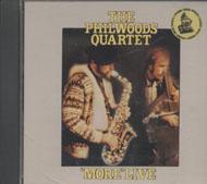 The Phil Woods Quartet CD