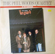 "The Phil Woods Quartet Vinyl 12"" (Used)"