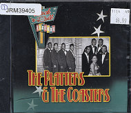 The Platters & The Coasters CD