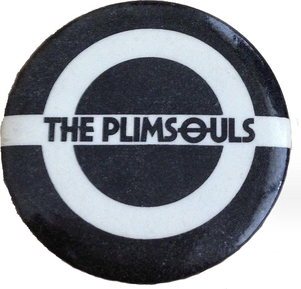 The Plimsouls Pin