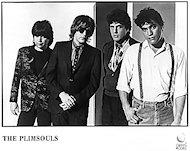 The Plimsouls Promo Print