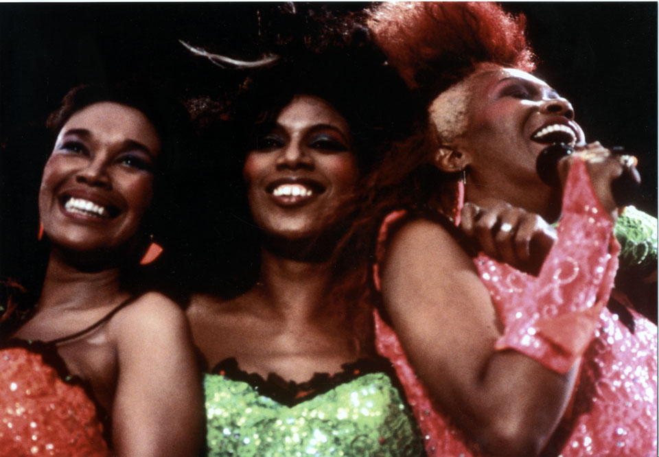 The Pointer Sisters Vintage Print