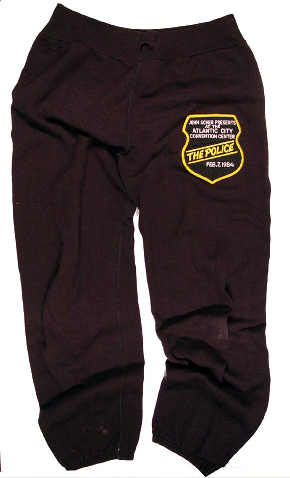 The Police Men's Vintage Sweatpants