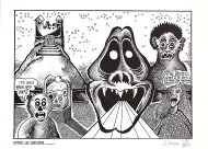 The Portfolio of Underground Art Poster