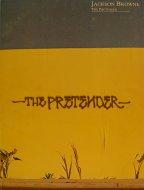 The Pretender Book